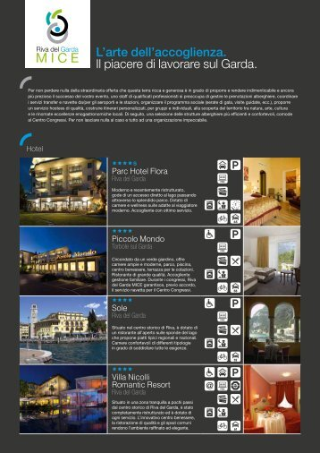 Brochure Mice - Garda Trentino