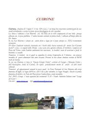 Cuirone e l'antico forno a legna - Varese Land of Tourism