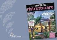 Presentazione della rivista 100IDEE per ristrutturare - Edizioni Morelli