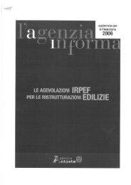 Agevolazioni Irpef.pdf - Web Condominio.it