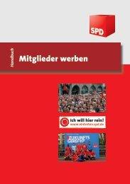 Mitglieder werben - SPD