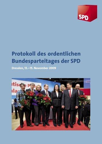 Protokoll [ PDF , 2 MB] - SPD