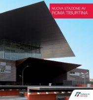 Nuova Stazione AV Roma Tiburtina - FSNews