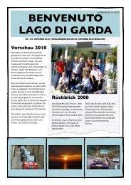 BENVENUTO LAGO DI GARDA - Smart und Friends Bayern
