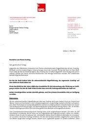 Fracking - SPD Velbert