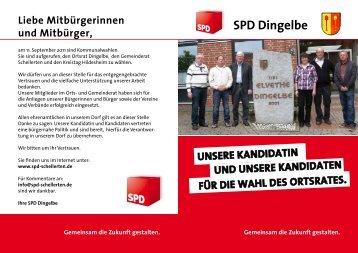 sPd dingelbe - SPD Schellerten