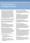 Soluzioni Bridging Wireless - SMC - Page 4