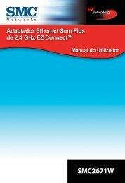 Adaptador Ethernet - SMC
