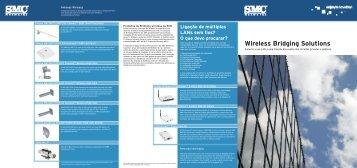 Wireless Bridging Solutions - SMC