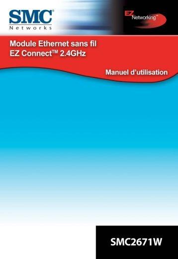 Utilisation de l'utilitaire de configuration - SMC
