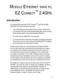 Utilisation de l'utilitaire de configuration - SMC - Page 5