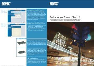 Soluciones Smart Switch - SMC