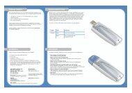 Pakkens indhold Hardwarebeskrivelse Systemkrav Anvendelse - SMC