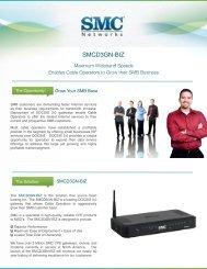 SMCD3GN-BIZ Feature Sheet