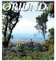 ORIUNDI – Junho 2007 – 1 Revista ítalo-brasileira de informação e ...