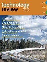 N.1 Gen-Feb 2012 - Technology Review