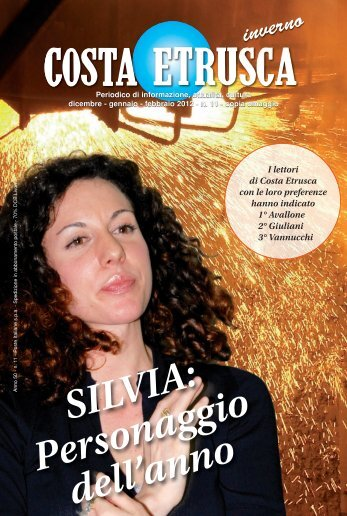 Dicembre - Gennaio - Febbraio 2012 - Costa Etrusca