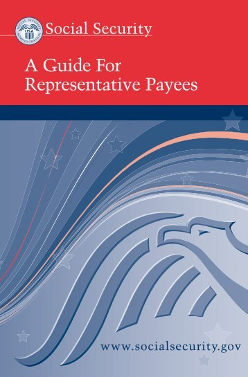 Cool picture of representative payee application