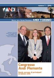 ANDI Torino n.1 2012