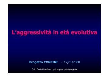 L'aggressività in età evolutiva - E. Medea