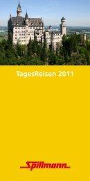 TagesReisen 2011 - Spillmann