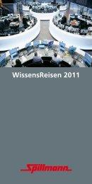 WissensReisen 2011 - Spillmann