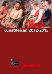 KunstReisen 2012-2013 - Spillmann