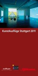 Unseren Katalog mit allen Kunstausflügen in Stuttgart ... - Spillmann