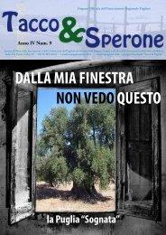 Tacco&Sperone Numero 9 - Associazione Regionale Pugliesi