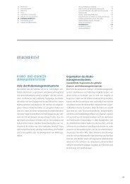 RISIKOBERICHT - Software AG