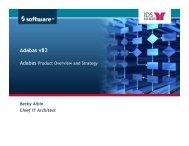 Adabas v8.2 SVC - Software AG