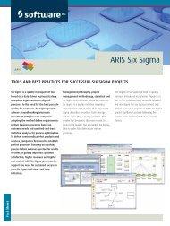 ARIS Six Sigma - Software AG