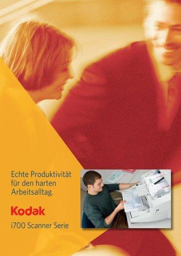 Produktdatenblatt Kodak i730 - Software-Software.de