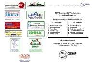 VorberichtLune.pdf - Sportfreunde Oesede