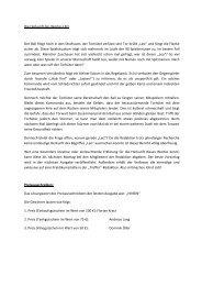 Treffer – Saison 08/09 – Ausgabe 04 - Sportfreunde Tiefenbach