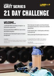 LES+MILLS+GRIT+SERIES+21+Day+Challenge