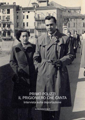 PRIMO POLIZZI IL PRIGIONIERO CHE CANTA - liabarone.it