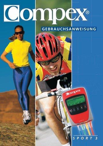 GEBRAUCHSANWEISUNG - Sport-Tiedje