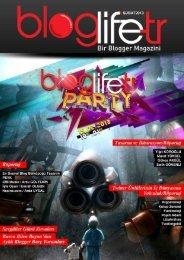 şubat 2013 etkinlik takvimi - BlogLifeTR