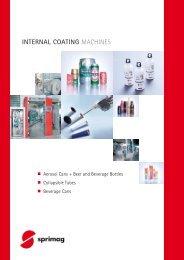 INTERNAL COATING MACHINES - Sprimag.de