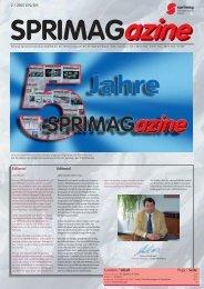 SPRIMazine 2-07 P5751 - Sprimag