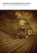 Branchenkatalog Bahn! Trade Directory Railway! 2012 - Page 7