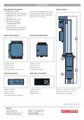 Simrad SH90 Sonar ad alta frequenza e gran risoluzione - Page 4