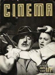 Cinema 1954 numero 117 - Holmes