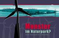 im Naturpark? - Initiative Soonwald
