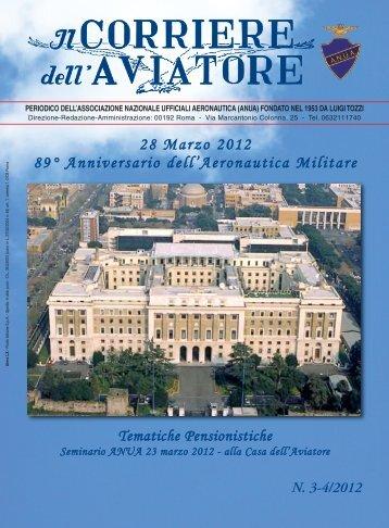 Il Corriere dell'Aviatore 3-4/2012