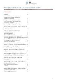 Auslandzahlungsverkehr im Datenaustausch zwischen Kunde und ...