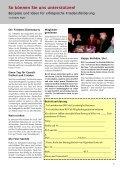 Rundbrief 1 - Bund für Soziale Verteidigung - Seite 3