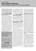 Rundbrief 1 - Bund für Soziale Verteidigung - Seite 4