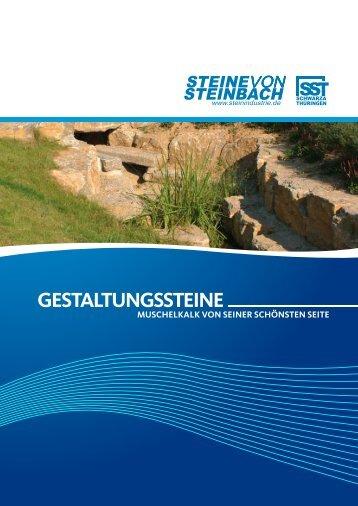 GESTALTUNGSSTEINE - Steinindustrie.de